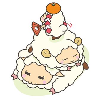 Kagami sheep