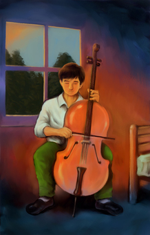 An image of Geruc of Cellophile