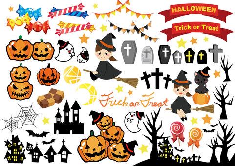 Halloween Summary
