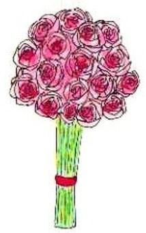빨간 장미