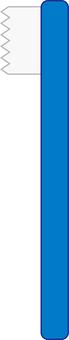 칫솔 (블루)