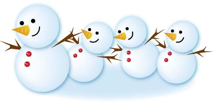 Snowman corps