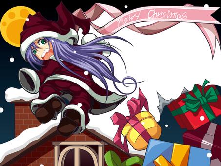 Santa girl 2