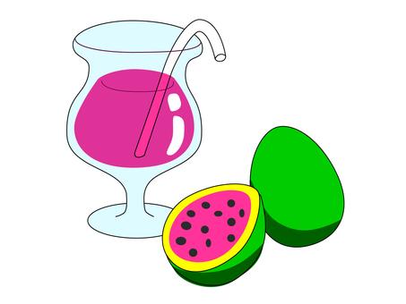 Guava-delicious fruits