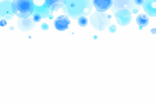 水彩画風背景11