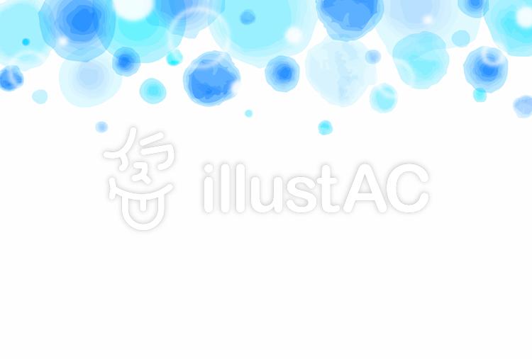 水彩画風背景11のイラスト