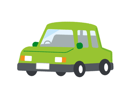 Car Vehicle Vehicle Passenger Car Green