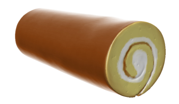 Roll cake (old-fashioned)