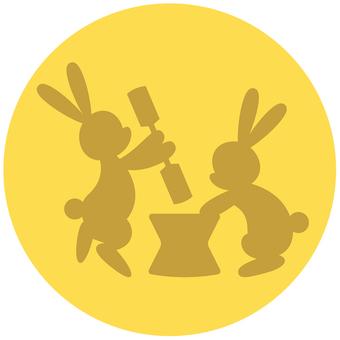 Month-01 (Rabbit Mochi)