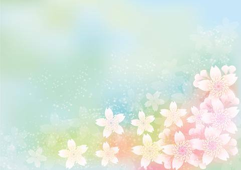 Blooming flowers 268