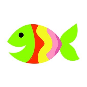 Colorful fish 3