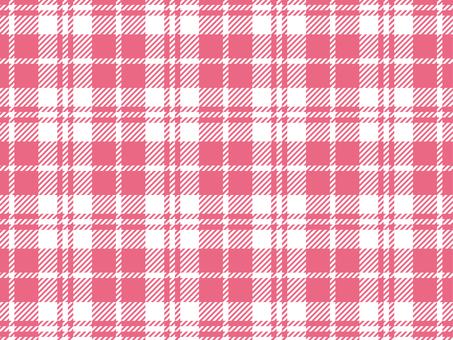 핑크 체크 무늬 배경 5