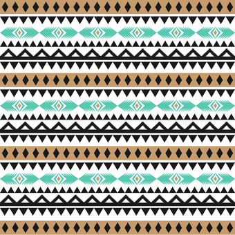 Native pattern background Ortega