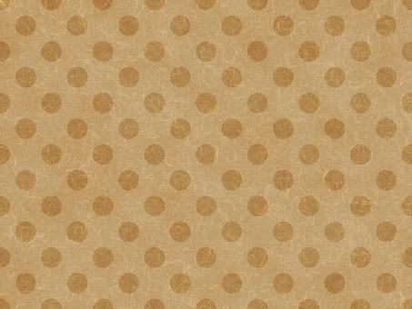 Craft background Polka dot