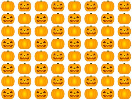 Pumpkin background (small)