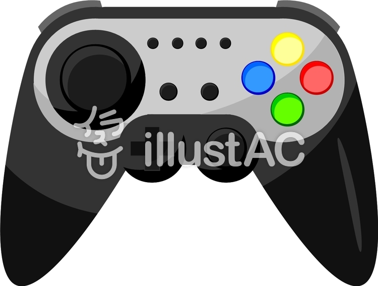 Controllerのイラスト