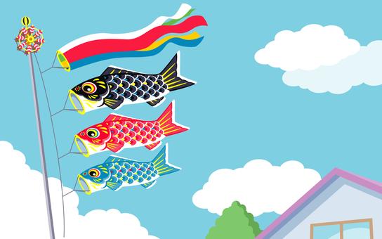 鯉のぼり-008
