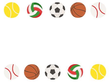 Sport frame