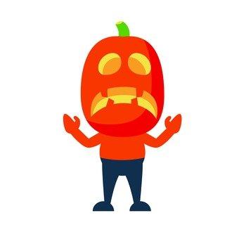 Pumpkin Man (1)
