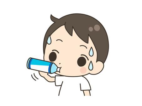 Hydration boy