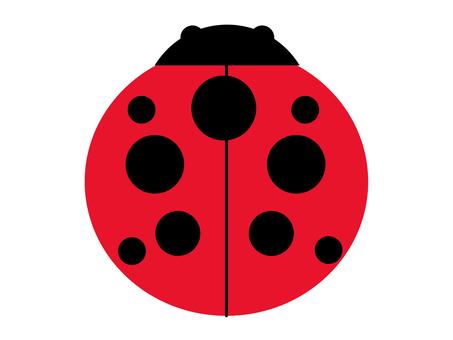 Ladybug material