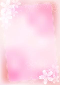 Sakura Cherry Blossoms & Board 24