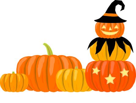 Halloween illustration 1