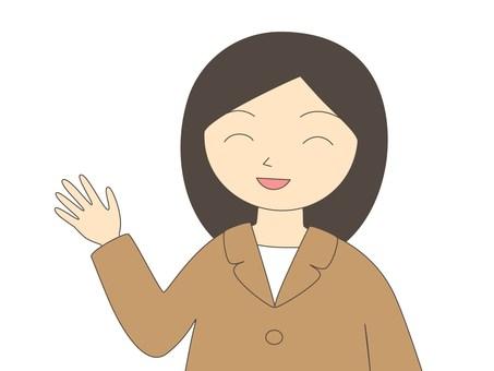 정장 여성 30