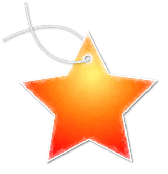 Star product tag