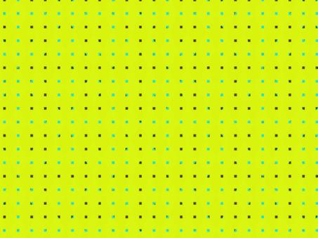 Yellow irregular dot