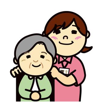 Nursing care staff