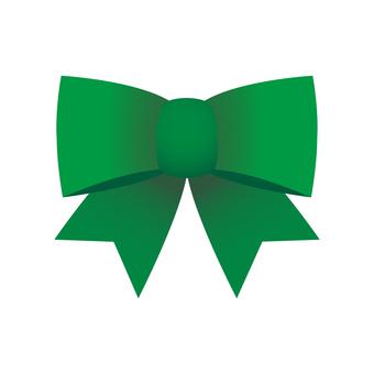 Ribbon <Green>
