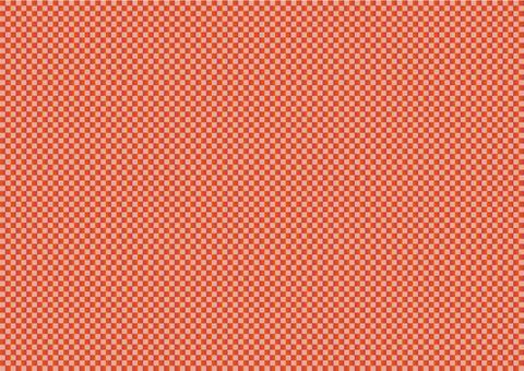 市松紅色漸變02