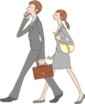 Male / female / employee