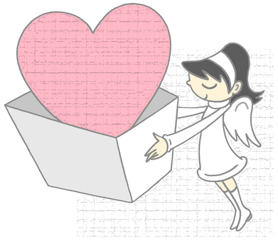 An angel's gift.4
