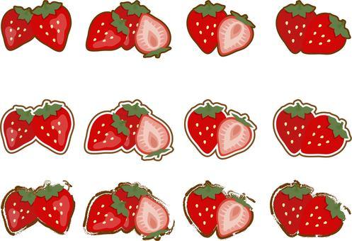 딸기 인연 있습니다