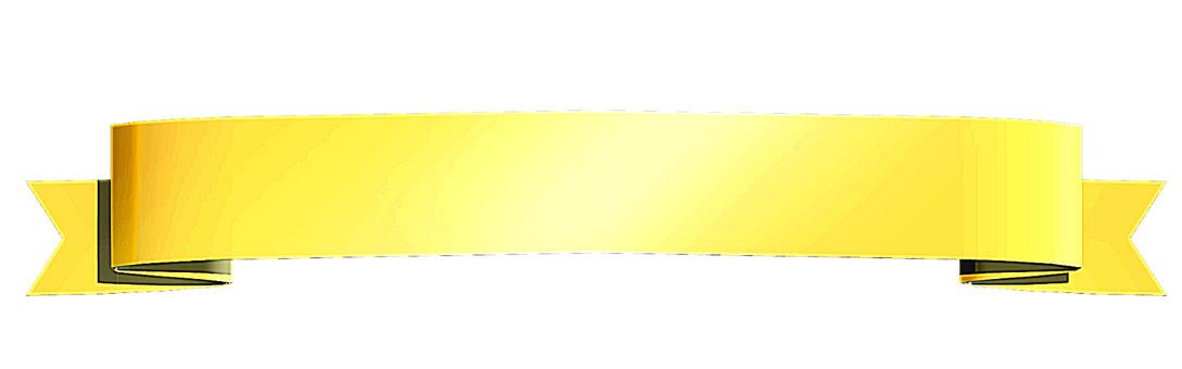 Ribbon _ gold