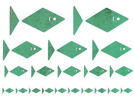 아이콘 물고기 4