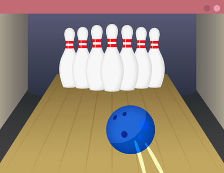 Bowling course