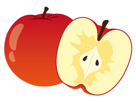 Honeyed apple / type f / uta
