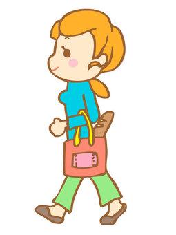 Housekeeping series _ Shopping