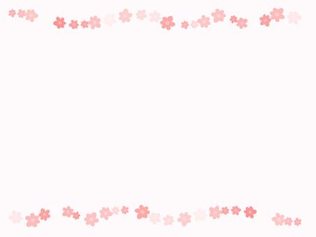 Flower frame ver 03