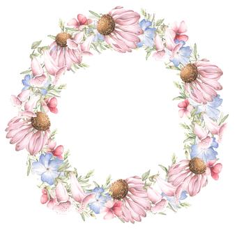 Lease 8 - Echinacea's Wreath
