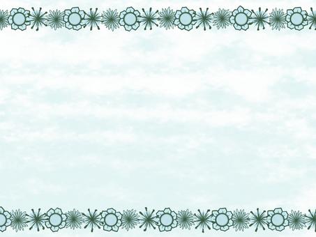 Wakana Frame (light blue)