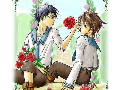 I will give you roses