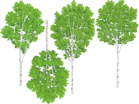 various trees (7)