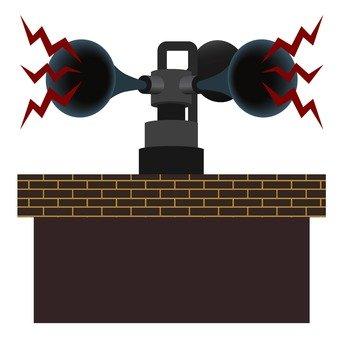 Air raid alarm