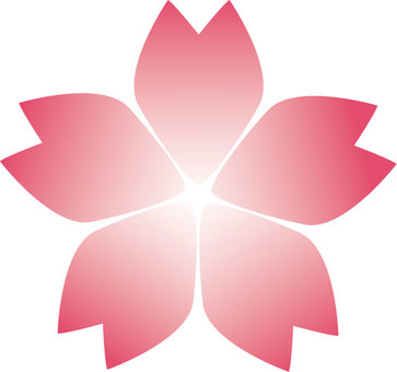 벚꽃의 꽃잎 (사쿠라의 꽃)