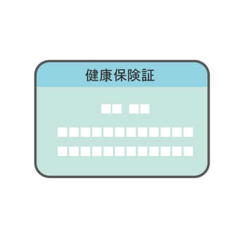 Image of health insurance card