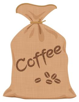 麻袋 コーヒー ドンゴロス